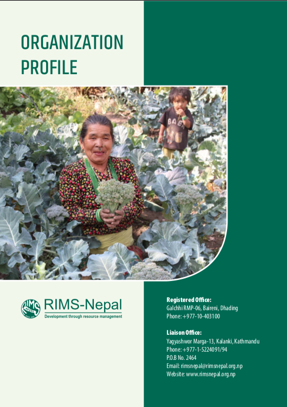 Organizational Profile_RIMS Nepal